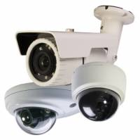 IP-cameras for indoor and outdoor