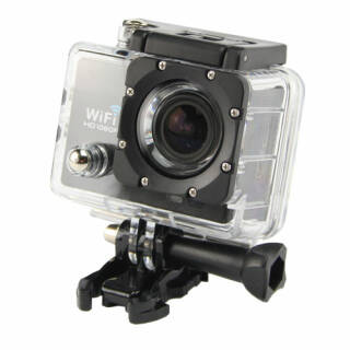 Action cam Full HD WIFI mit Armband Controller Q3