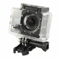 Q3 Full HD Action cam WIFI mit Armband Controller
