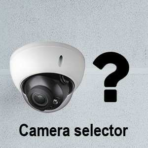 With our online guiding tool you will find the best camera for your application