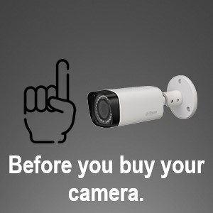 Before buying a camera, please check, if it is the right camera